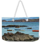Inner Hebrides Transportaion Weekender Tote Bag