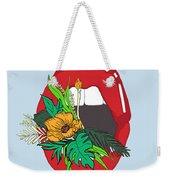 Inner Oasis Weekender Tote Bag