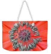 Inner Poppy Weekender Tote Bag