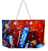 Inner Sanctuary By Madart Weekender Tote Bag