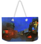 Inner Tones And The Vibrations  Weekender Tote Bag