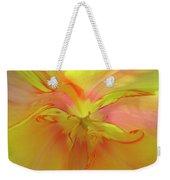 Inner Tulip Weekender Tote Bag