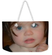Innocence Captured Weekender Tote Bag