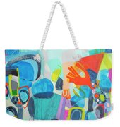 Insatiable Weekender Tote Bag