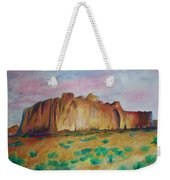 Inscription Rock  Weekender Tote Bag