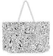Inscrutable Weekender Tote Bag