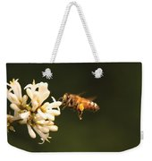 Insect - Bee - Honey I'm Home Weekender Tote Bag