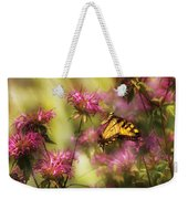 Insect - Butterfly - Golden Age  Weekender Tote Bag