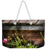 Insect - Spider - Charlottes Web Weekender Tote Bag by Mike Savad