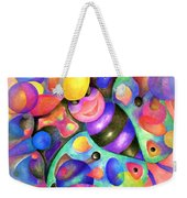 Insect Masquerade Party Weekender Tote Bag