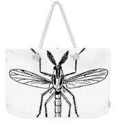 Insect: Midge Weekender Tote Bag
