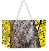 Insect Writing Weekender Tote Bag