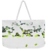 Insects Marching All Over Weekender Tote Bag