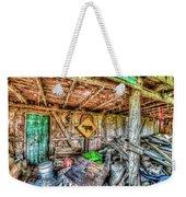 Inside Barn Weekender Tote Bag