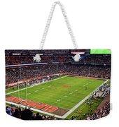Inside First Energy Weekender Tote Bag