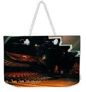 Inside Grand Ole Opry Nashville Weekender Tote Bag