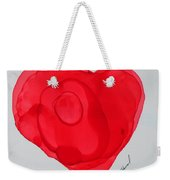 Inside My Heart 2 Weekender Tote Bag