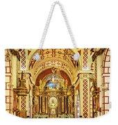 Inside The Basilica Weekender Tote Bag