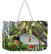 Inside The Greenhouse Weekender Tote Bag