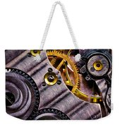 Inside Time Weekender Tote Bag