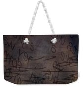 Insignificance Weekender Tote Bag