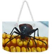 Inspecting Beetle Weekender Tote Bag
