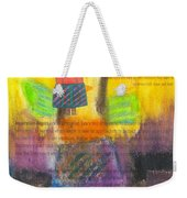 Inspiration Angels Weekender Tote Bag