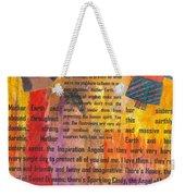 Inspiration Angels II Weekender Tote Bag