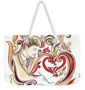 Inspiration Of The Artist Weekender Tote Bag