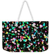 Inspired By Pollock Weekender Tote Bag