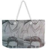 Instagram Portrait Weekender Tote Bag