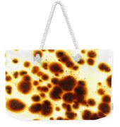 Instant Coffee Dissolving Weekender Tote Bag