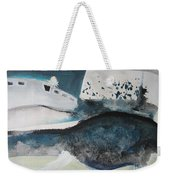 Instead Of Explanation Weekender Tote Bag