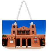 Institute Of American Indian Arts Museum Weekender Tote Bag