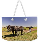 Instructing The Horses Four  Weekender Tote Bag