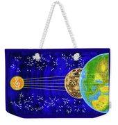 Instrument Weekender Tote Bag