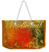 Intellectual Property Weekender Tote Bag