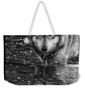 Intense Reflection Weekender Tote Bag