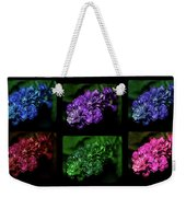 Intense Six Weekender Tote Bag