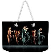 Fierce In Color Weekender Tote Bag