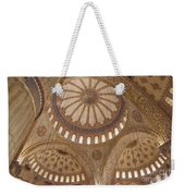 Inter Domes Of Sultan Ahmed Mosque Weekender Tote Bag