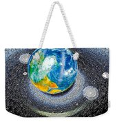 Interactive Space 2 Weekender Tote Bag