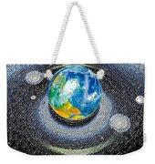 Interactive Space Weekender Tote Bag