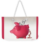 Interest Is A Lot Of... Weekender Tote Bag