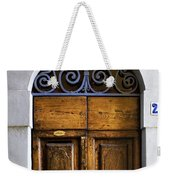 Interesting Door Weekender Tote Bag