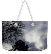 Interesting Georgia Stormy Morning Weekender Tote Bag