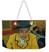 Interesting Man Weekender Tote Bag