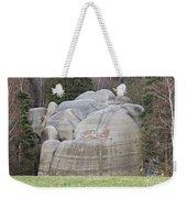 Interesting Rock Formation - Elephant Rocks Weekender Tote Bag