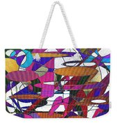 Intergalatic Weekender Tote Bag