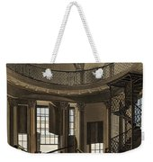 Interior Of The Radcliffe Observatory Weekender Tote Bag